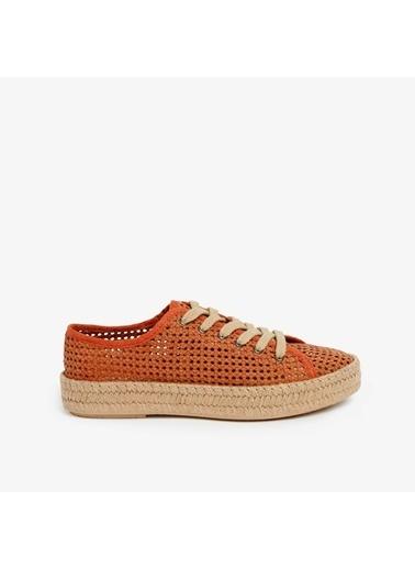 Yargıcı Ayakkabı Oranj